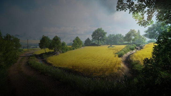 Mappa ARRAS di Battlefield V