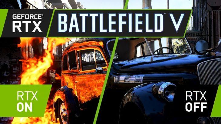 Nella version PC di Battlefield 5 arrivano gli effetti Ray Tracing