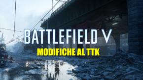 Previste modifiche al TTK (Time to Kill) in Battlefield V dal 12 Dicembre