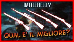 Guida dei Bolt Action presenti in Battlefield V