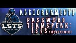 Password Teamspeak