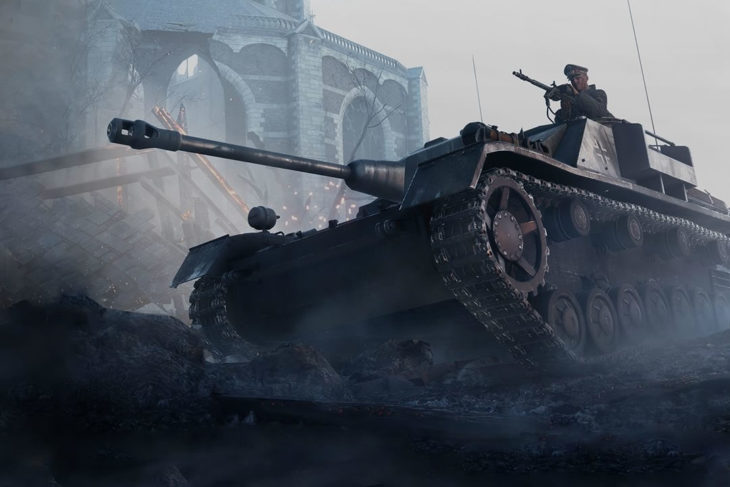 Note Secondo Upgrade Capitolo 2: Attacchi Lampo in Battlefield V