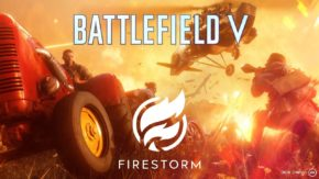 Firestorm Trailer Ufficiale Battlefield V