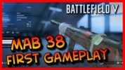Battlefield V – MAB 38 in Azione First Gameplay