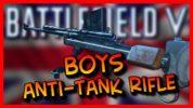 Battlefield V – BOYS Fucile Anti-Materiale