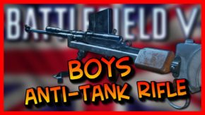 Battlefield V – BOYS Fucile Anti-Materiale
