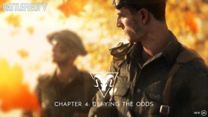 Battlefield V – Trailer Del Capitolo 4: Contro Ogni Previsione
