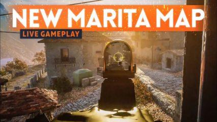 Battlefield V – Gameplay Mappe Marita e Al Sundan